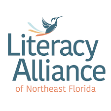 Literacy Alliance of Northeast Florida logo