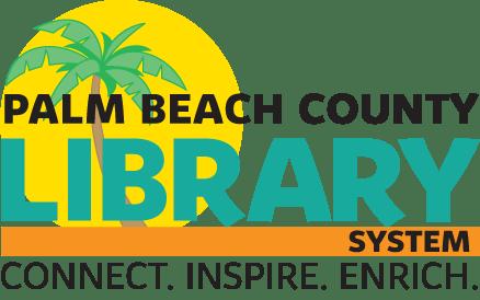 Palm Beach County Library System logo